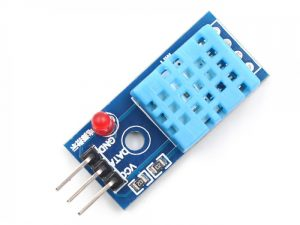 DHT11 Sensor Circuit