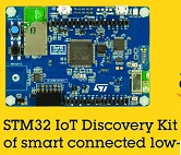 STM32 discovery kit thumb